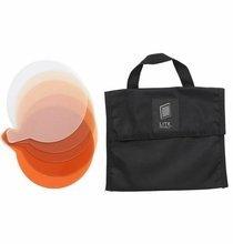Sola 4 Gel Filter Set (5 Piece) w/ Bag 900-6225