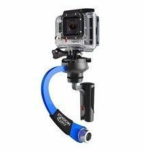 Steadicam Curve Go Pro Camera Stabilizer - BLUE