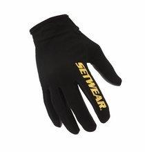 Stealth Pro Gloves Black Leather / Nylon
