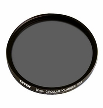 Tiffen 52mm Circular Polarizer Filter