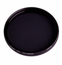 Tiffen 58mm Circular Glass Polarizer Filter, 58CP