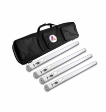 Astera LED Set of (4) Titan Tubes with Soft Bag
