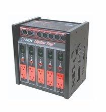 Lex 100 Amp LOpSter™ Lunchbox, RDM / DMX Opto-Splitter