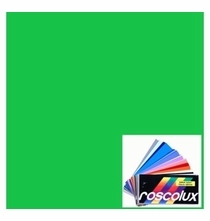 "Rosco 389 Roscolux Chroma Key Green Roll 24"" x 25ft"