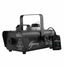 Chauvet Hurricane 1000 Fog Machine with Remote