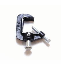 C-Clamp, Heavy Duty, Black Pipe Clamp, HDPC