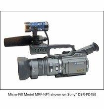 "Frezzi Micro Fill Standard 35W Tungsten Sun Gun Light MRF-NP1   91301 <b><font color=""red"">DISCONTINUED</b></font color>"