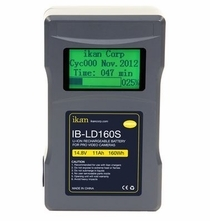 Ikan 160WH Pro Battery w / Display Sony Mount Lithium Ion