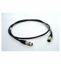 Leprecon 5 Pin DMX Control Cable 1.5ft