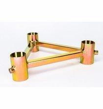 """Modern Studio Pipe Truss Bracket for 1 1/4"""" Pipe  013-2400"""