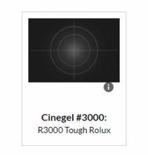 Rosco Cinegel Tough Rolux  Heavy Diffusion 3000 Gel Roll