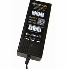 LiteGear LED LiteRibbon Power Supply 12V, 8A