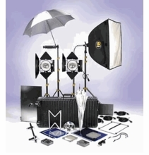 Lowel DP Super Remote Light Kit  D2-96Z
