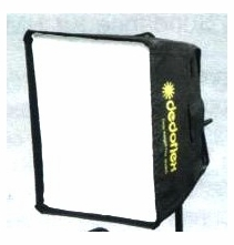 Dedoflex Silver Dome Medium Soft Box DSBSM