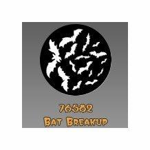 Rosco Bat Breakup 76582 Standard Steel Gobo