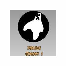 Rosco Ghost 78103 Standard Steel Gobo