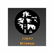 Rosco Norman 77847 Standard Steel Gobo