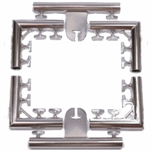American Grip 20x20 1 1/4in Round Frame Hardware