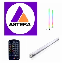 Astera LED RGBW AX1 Wireless Pixel Tube w/ Rechargeable Battery