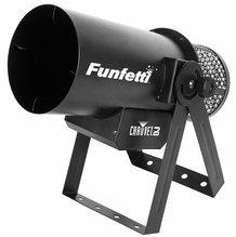 Chauvet Funfetti Shot Professional Confetti Launcher w/ Remote