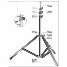 KS Jr Light Stand Parts DT-33