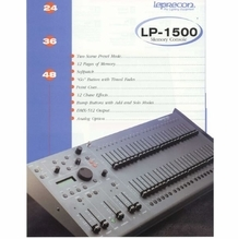 Leprecon LP-1536-DMX Analog 36 Channel Controller
