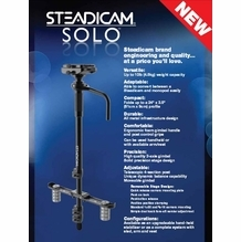Steadicam Solo DSLR Camera Stabilizer Hand Held