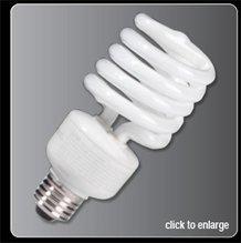Westcott 5 pack 27 watt Daylight Fluorescent lamps  4221