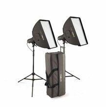 Westcott Strobelite Plus 400 w/s Two Light Kit 230