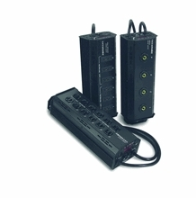 Leprecon Standard Power Duplex 6 Ch. Dimmer 1800W