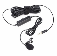 LavMicro - Broadcast-Quality Lavalier Omnidirectional Microphone
