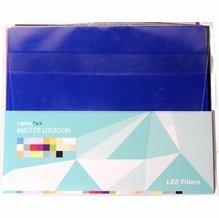 Lee Master Location Lighting Gel Filter Pack 36 Sheets