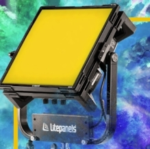 LitePanels Gemini 1x1 Soft Light LED