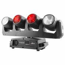 Chauvet Intimidator Wave 360 IRC (4) LED Moving Head Lights