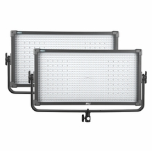 F&V K8000 Plus Studio LED Panel 2 Light Kit DAYLIGHT V-Mount