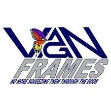 """Grip Van Frames 46""""x46"""" Nets, Flags, Frames"""