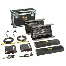Interview DMX Kit (2) Light Kit-2NT-X120U