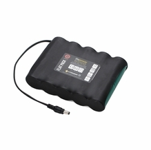 LiteGear LitePower NiMH Battery 12V, 10aH, Flat Pack