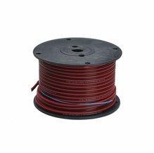 LiteGear Zip Wire Cord 18/2,  Red / Black, 250ft