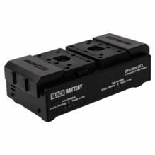 Block Battery Dual Charger DFC-Mini-2F1