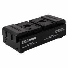 Block Battery Dual Charger DFC-Mini-2F1