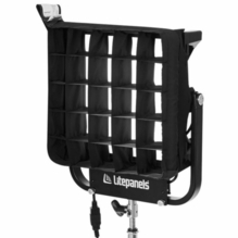 DoPChoice Snapgrid 40 Deg. Direct Fit LitePanels Gemini 1x1 Soft