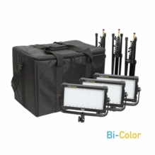 F&V K2000S Power BiColor Half Panel LED 3 Light Kit