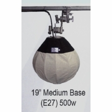 "JemBall 19"" Medium Base 500W Tungsten 