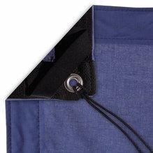 Modern Studio 12'x12' Night Blue Muslin with Bag