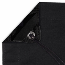 Modern Studio 12x 12 Solid Black w/Bag