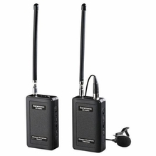 Saramonic Wireless 4-Ch VHF Lavalier Omnidirectional Microphone