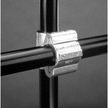 """1 1/4"""" Speed Rail Split Cross, Aluminum, Modern Studio Equipment, 14S"""