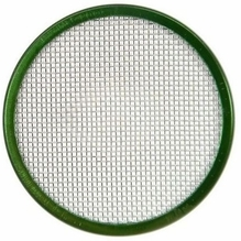 "10"" Full Single Stainless Steel Wire Scrim"