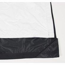 4'x4' SLIPPER / Super Bounce - Black & Photo White w/ Pouch